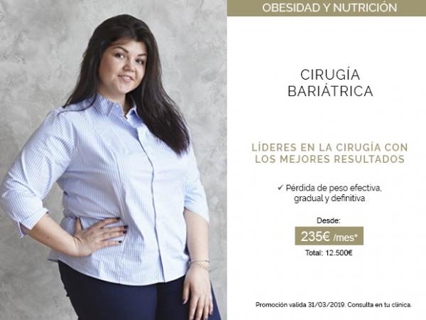 Cirugía Bariátrica en TodoEstetica.com