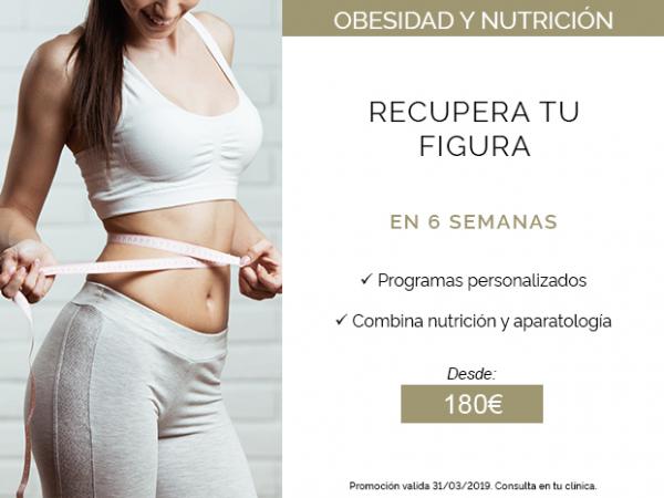 Programa de Nutrición en TodoEstetica.com