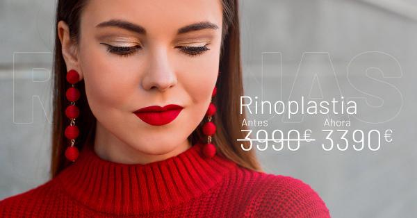 Rebajas Enero - Rinoplastia en TodoEstetica.com