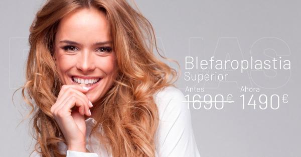 Rebajas Enero - Blefaroplastia Superior en TodoEstetica.com