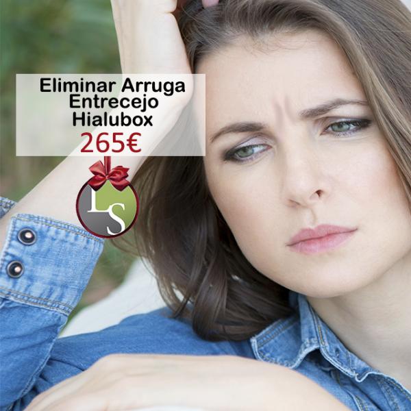 Eliminación Arrugas Zona Entrecejo 265€