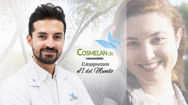 Durante este mes tratamiento despigmentante Cosmelan 375€   en TodoEstetica.com