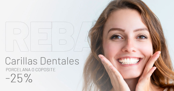 2das Rebajas - Carillas dentales en TodoEstetica.com
