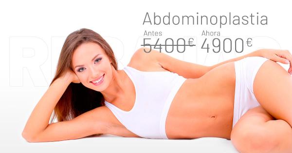 2das Rebajas - Abdominoplastia en TodoEstetica.com