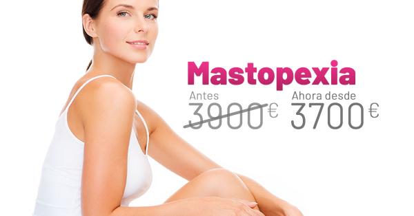 Rebajas Marzo - Mastopexia