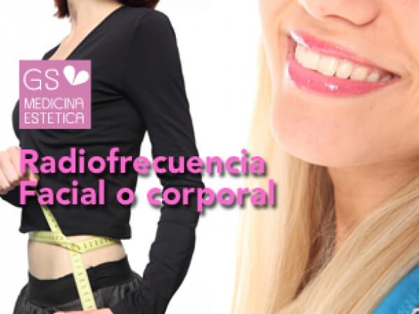 Radiofrecuencia exilis facial o corporal en TodoEstetica.com