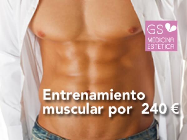 Estimulación muscular, efecto entrenamiento : 5 sesiones de futura pro para estimulación muscular 240 euros  en TodoEstetica.com