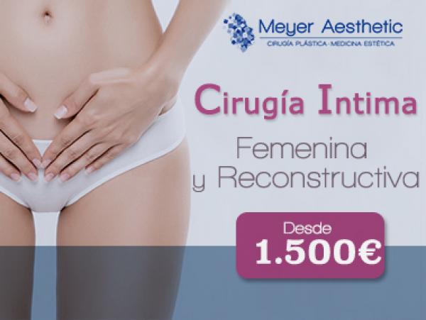 Cirugía íntima desde 1500 euros en TodoEstetica.com