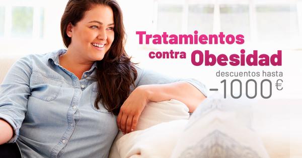 Rebajas Abril - Tratamientos contra obesidad