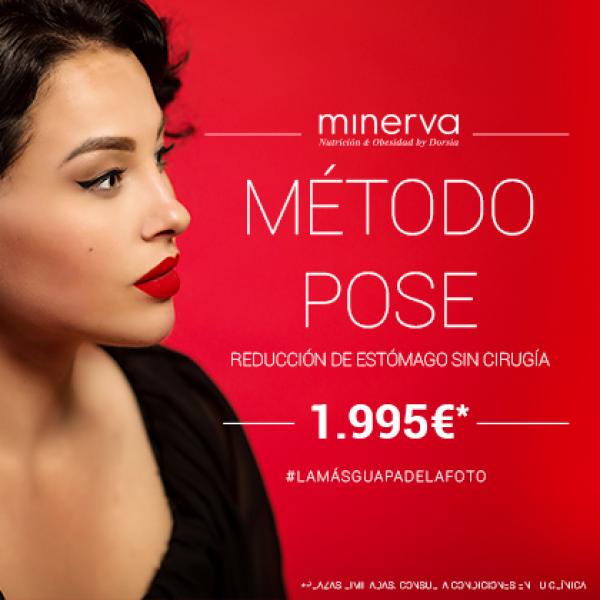 Método POSE by Minerva, la reducción de estómago sin cirugía por 5.595€