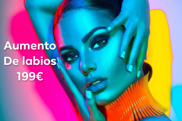 AUMENTO DE LABIOS 199€ en TodoEstetica.com