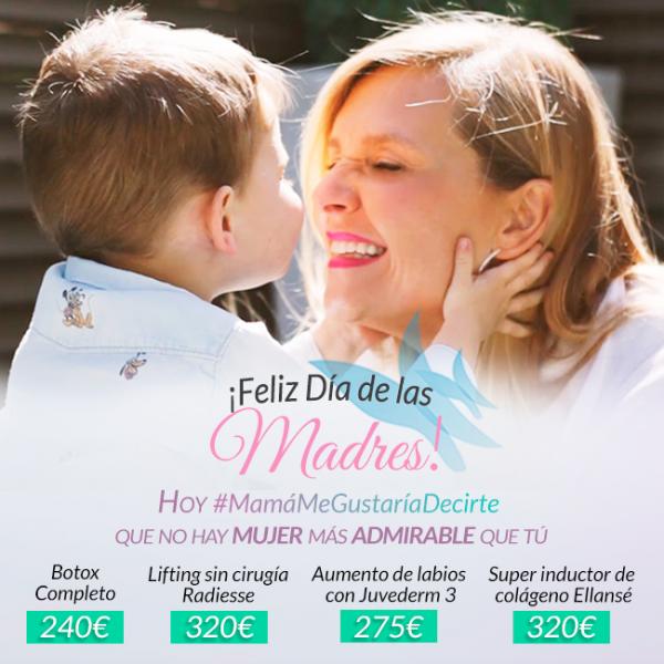 Celebra el día de la madre con LC´s en TodoEstetica.com