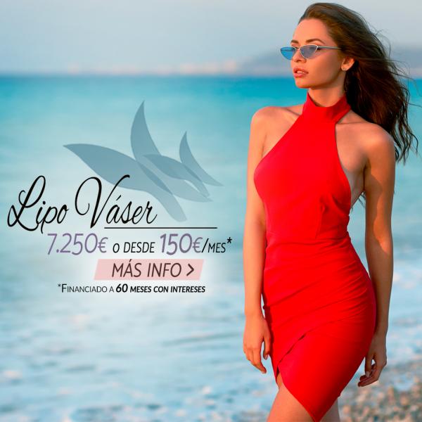 Lipo Vaser desde 150€/mes