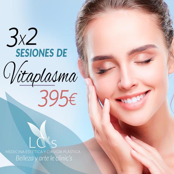 Promoción Vitaplasma 3x2