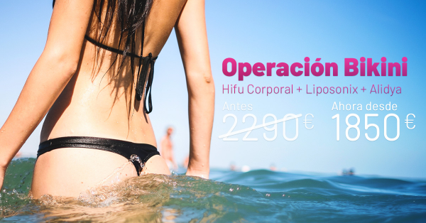 Rebajas Junio - Operación Bikini