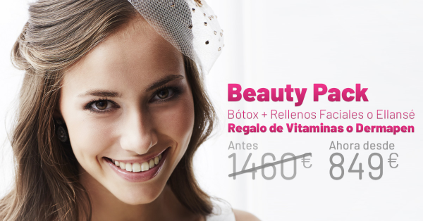 Rebajas Junio - Facial Completo (Beauty Pack)