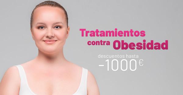 Rebajas Junio - Tratamientos Contra la Obesidad