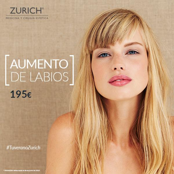 Flash Belleza · Aumento de labios por solo 195€