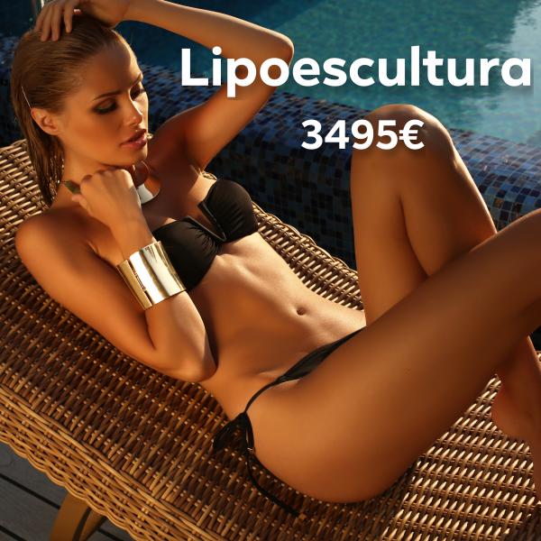 LIPOESCULTURA 3495€