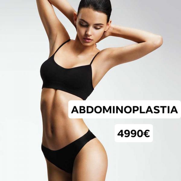 ABDOMINOPLASTIA 4990€ en TodoEstetica.com