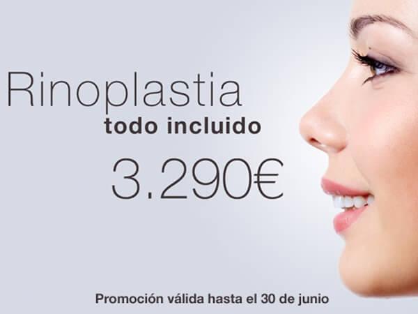 Rinoplastia 3.290€ en TodoEstetica.com