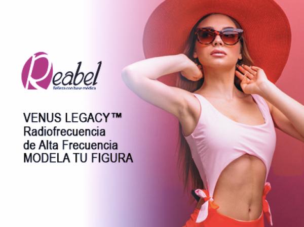 MODELA TU CUERPO sin cirugia - VENUS LEGACY™ en TodoEstetica.com