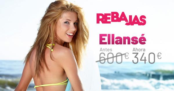 Rebajas de verano - Rellenos definitivos Ellansé en TodoEstetica.com