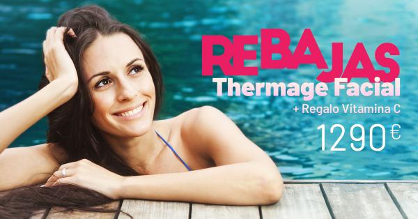 Rebajas de verano - Thermage Lifting sin cirugía