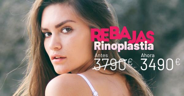 Rebajas de verano - Rinoplastia en TodoEstetica.com