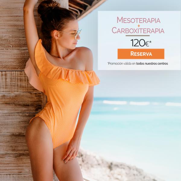 Mesoterapia + Carboxiterapia 120€ en TodoEstetica.com