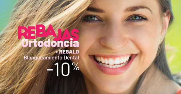 Rebajas de verano - Ortodoncia