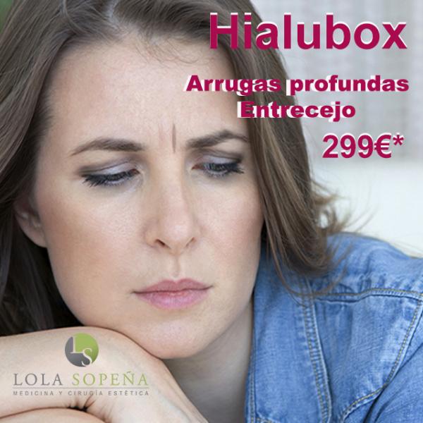 Hialubox Entrecejo