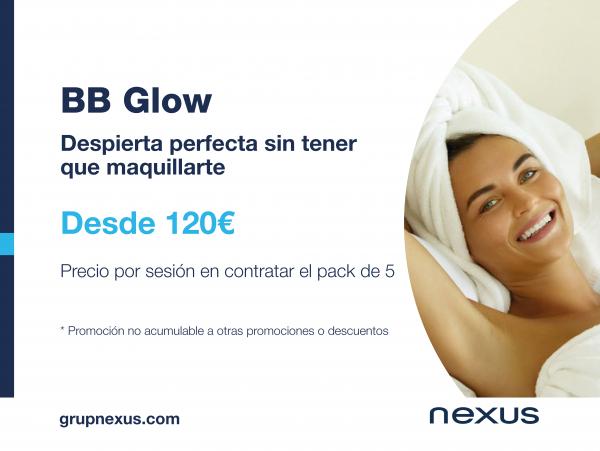 BB Glow, el nuevo maquillaje semipermanente desde 120€