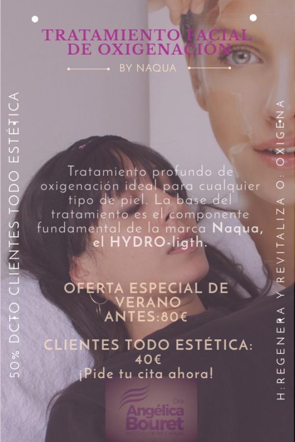 OXIGENA Y RENUEVA TU PIEL ESTE VERANO en TodoEstetica.com