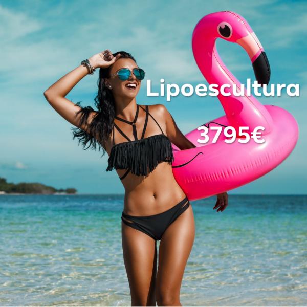 LIPOESCULTURA 3795€