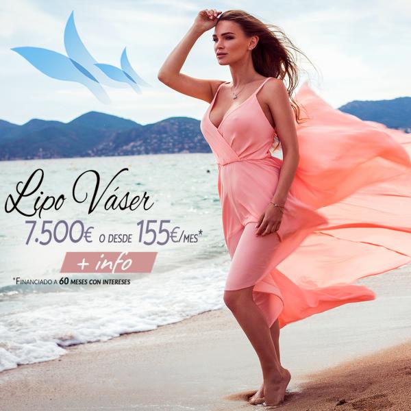 Lipo Vaser desde 155€/mes en TodoEstetica.com
