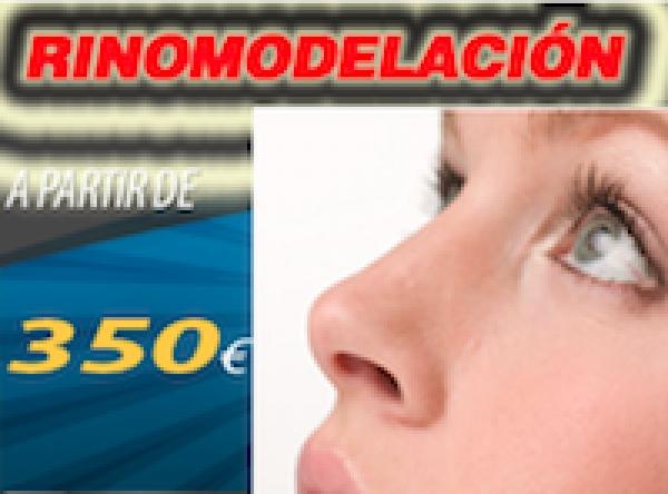 RINOMODELACIÓN (a partir de 350 euros) en TodoEstetica.com