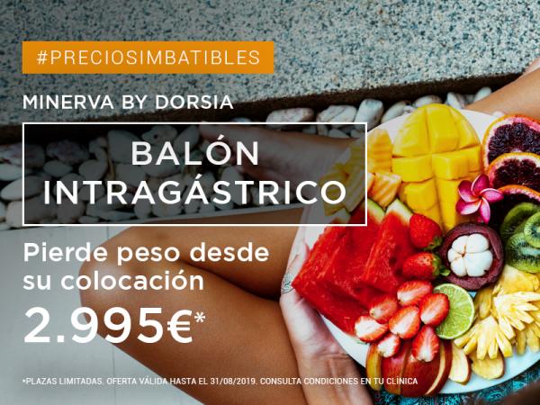 Balón Intragástrico en TodoEstetica.com