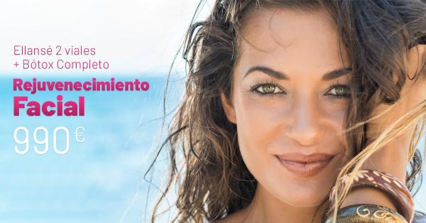 Rejuvenecimiento Facial: Bótox + Ellansé en TodoEstetica.com