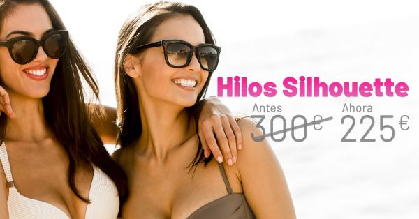 Hilos Tensores Silhouette Soft  en TodoEstetica.com
