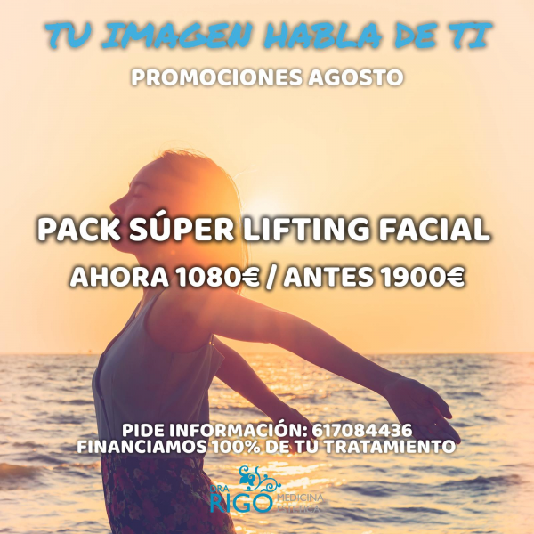 PACK SUPER LIFTING FACIAL.