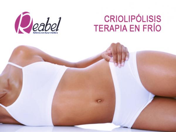 CRIOLIPOLISIS - Enfria la grasa y desaparécela...