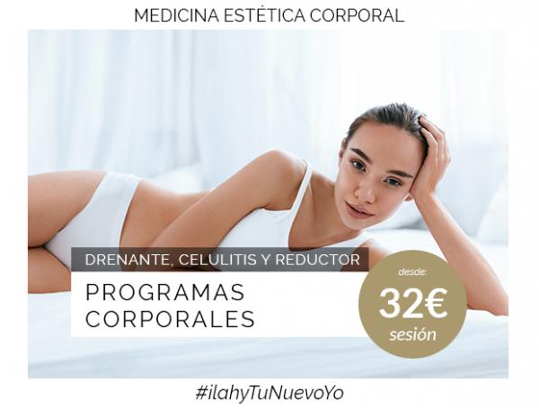 Programas corporales en TodoEstetica.com