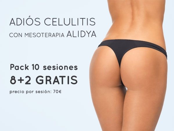 Mesoterapia Alidya: ADIÓS CELULITIS en TodoEstetica.com