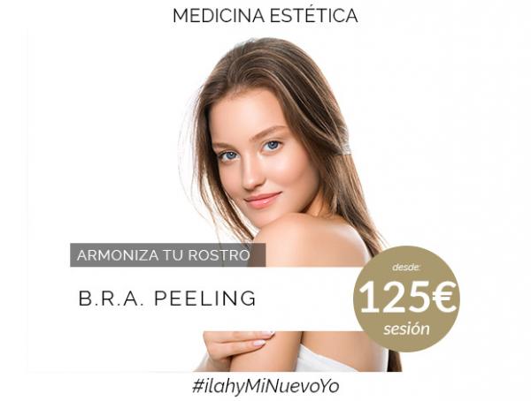 B.R.A. Peeling en TodoEstetica.com