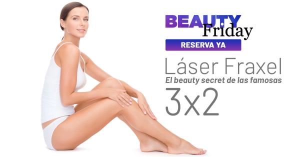 BEAUTY FRIDAY: LÁSER FRAXEL