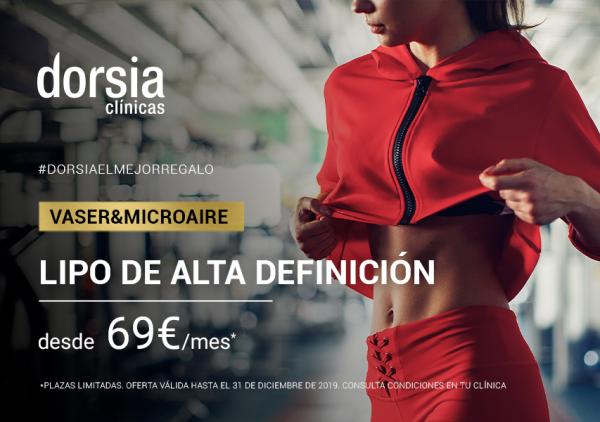 LIPO ALTA DEFINICIÓN en TodoEstetica.com