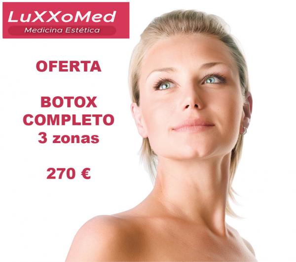 Oferta Botox  en TodoEstetica.com