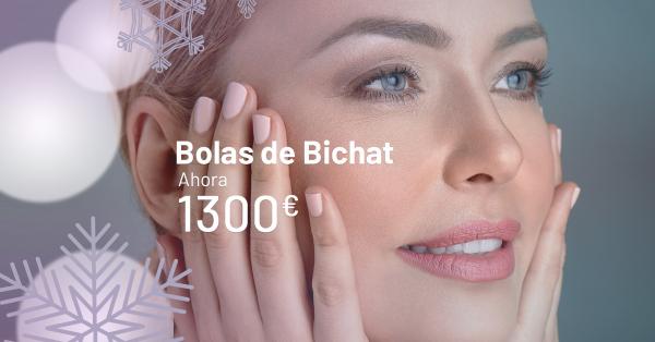 ¡OFERTA DE NAVIDAD! BOLAS DE BICHAT