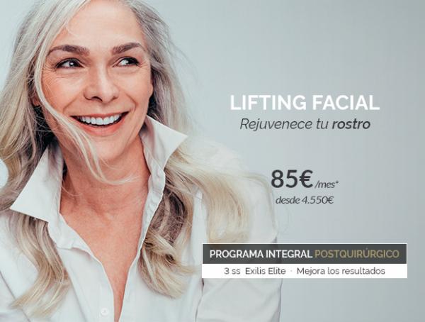 Lifting facial en TodoEstetica.com